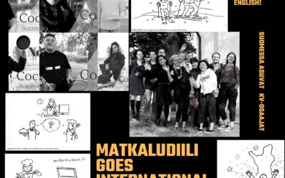 Matkailudiili Project: Mood of Finland, results 2019